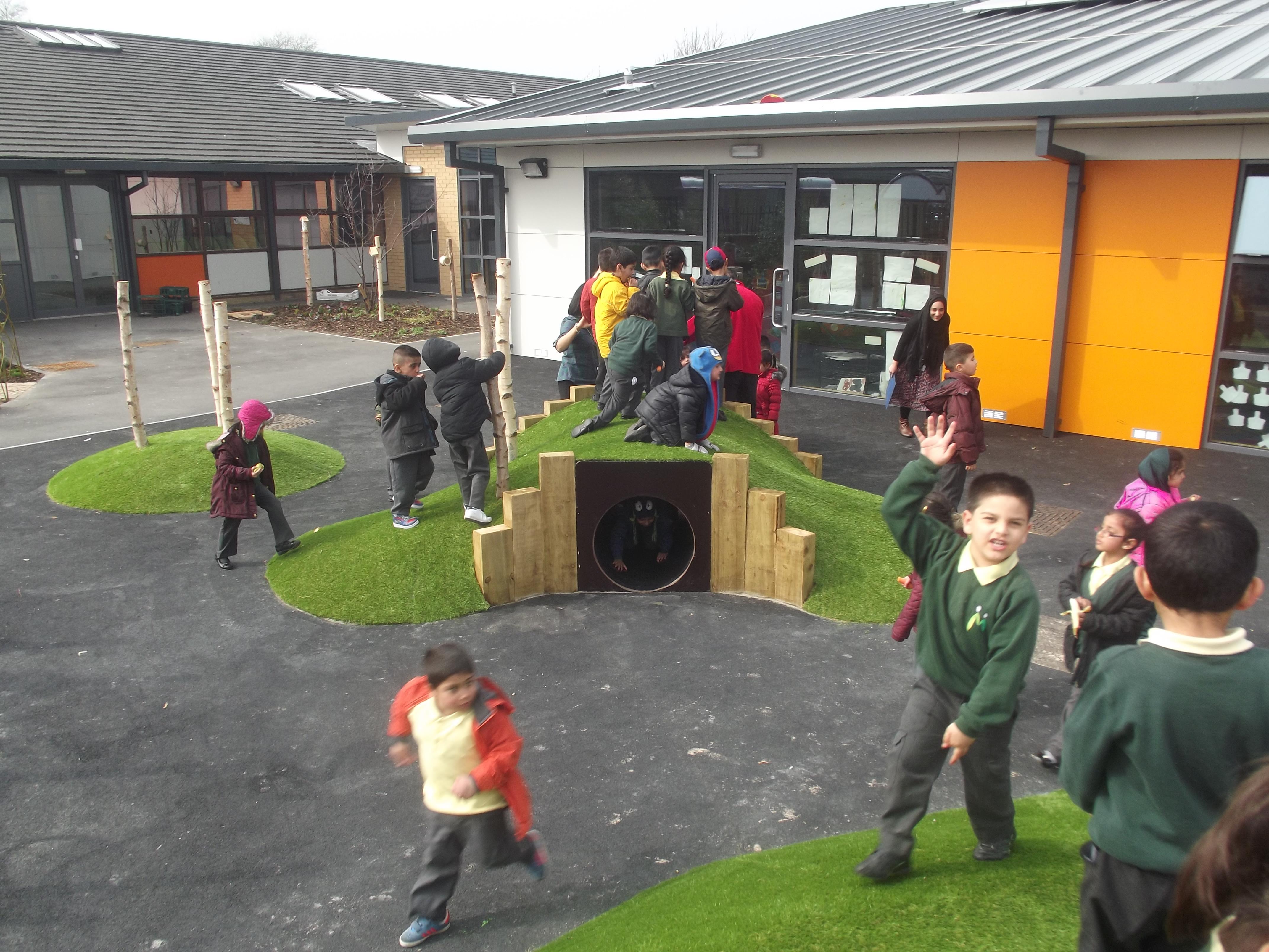phase 1 play garden