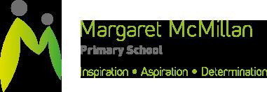 Margaret McMillan Primary School logo
